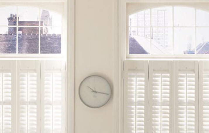 Interior Window Shutters for Sash Windows