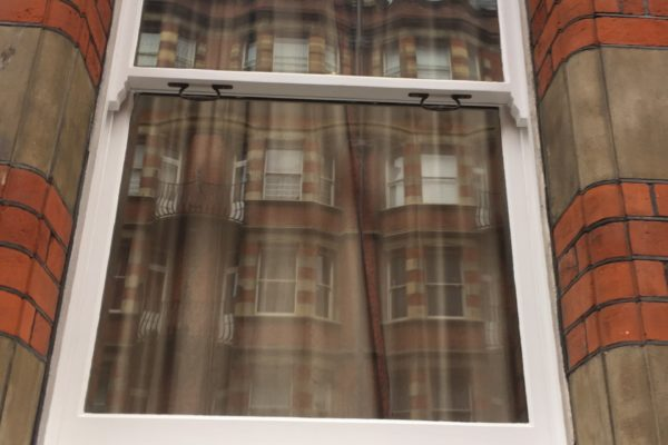 marylebone sash window replacement